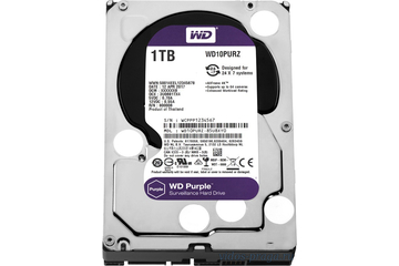 HDD 1000 GB (1 TB) SATA-III Purple (WD10PURZ)