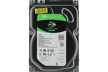HDD 2000 GB (2 TB) SATA-III Barracuda (ST2000DM006)
