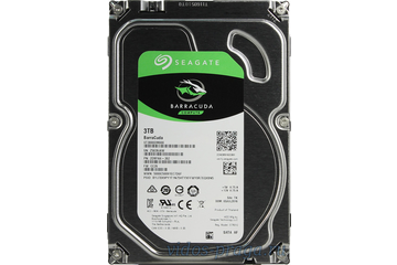 HDD 3000 GB (3 TB) SATA-III Barracuda (ST3000DM008)