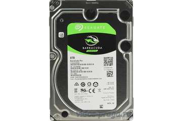 HDD 8000 GB (8 TB) SATA-III Barracuda (ST8000DM005)
