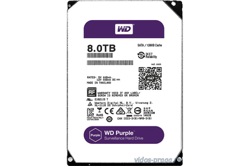 HDD 8000 GB (8 TB) SATA-III Purple (WD80PURZ)